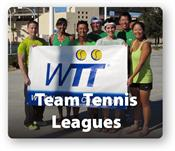 Team Tennis Leagues